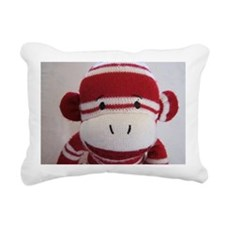 Antoine Sock Rectangular Canvas Pillow