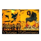 Unique Harvest Postcards (Package of 8)