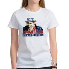 calendar_pay_attention Tee