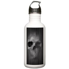 11x17_AggressiveSkull_ Water Bottle