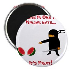Fruit Ninja Red Magnet