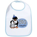 Big Cousin (Penguin) Bib