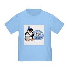 Big Cousin (Penguin) Toddler T-Shirt