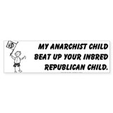 Your Inbread Republican Child - Bumper Bumper Sticker