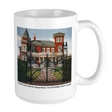 STEPHEN KING HOUSE LARGE MUG