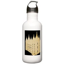 SLC Temple Water Bottle