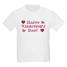 Valentine's Day (Kassidy) Kids T-Shirt