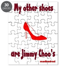 My Other are Shoes Jimmy Choos 3000 Puzzle