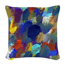 GaryArt018 Woven Throw Pillow