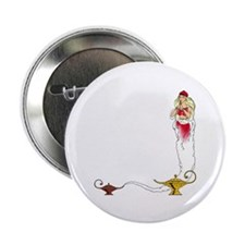"Genie on a 2.25"" Button (10 pack)"