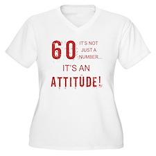 60th Birthday Att T-Shirt