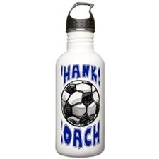 ThxSoccerCoach Water Bottle