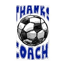 ThxSoccerCoach Decal