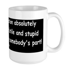 animal house stupid gesturedbump Mug