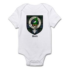 Nesbitt Clan Crest Tartan Infant Bodysuit