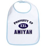 Property of amiyah Bib