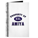 Property of amiya Journal