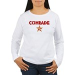 Communist Comrade Women's Long Sleeve T-Shirt