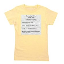 Detention bender Girl's Tee