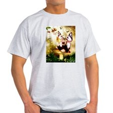 Fairy Wonder Ash Grey T-Shirt
