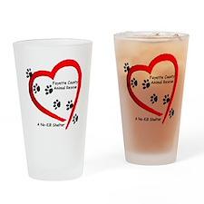 FCAR Logo 2011 Drinking Glass