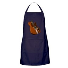 browns guitar Apron (dark)