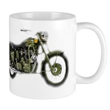 royal enfield bullet motorcycle Mug
