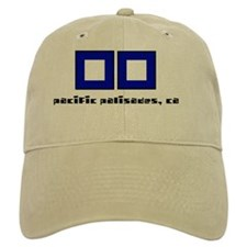pacific palisades nautical-page1 Baseball Cap