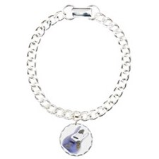 jazz bass distressed pur Bracelet