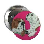 English Bulldog Pair 2.25