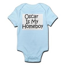 Oscar Is My Homeboy Infant Bodysuit