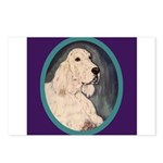 Relaxing English Setter Postcards (Package of 8)