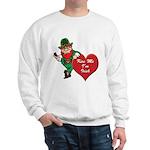 Masonic Valentine/St. Pats Day Sweatshirt