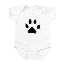 Wolf Paw Infant Bodysuit