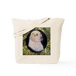 Clumber Spaniel Hunter Tote Bag