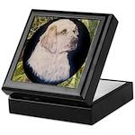 Clumber Spaniel Hunter Keepsake Box