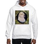 Clumber Spaniel Hunter Hooded Sweatshirt