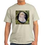 Clumber Spaniel Hunter Ash Grey T-Shirt