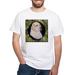 Clumber Spaniel Hunter White T-Shirt