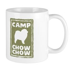 Camp Chow Chow (Rough Chow) Mug