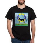 Agility Doberman Pinscher Dark T-Shirt