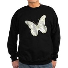 embossedbutterfly Jumper Sweater