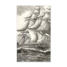 2.41x4.42_iPhone3_USSconstitution Wall Decal