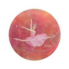 "The Nutcracker 2013 3.5"" Button"