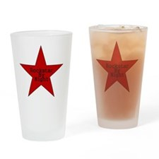 rockstar Drinking Glass