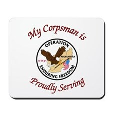 operation enduring freedom my Mousepad