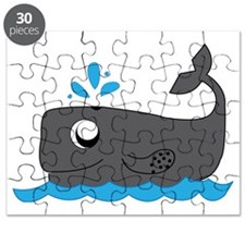 Wubbies(whale) Puzzle