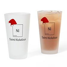 nickelhuge Drinking Glass