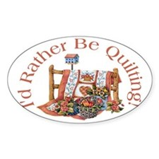 quiltlap Stickers