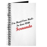 In Love with Fernando Journal